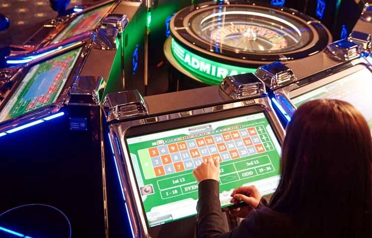 hvor mange ulige tal er der i et casino